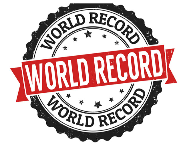 This Is How To Break a World Record by Being Boring