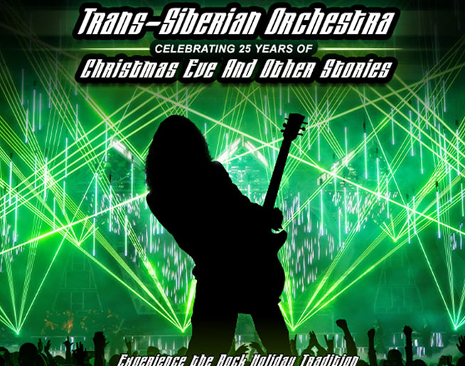 Celebrate 25 Years of Tradition with TSO
