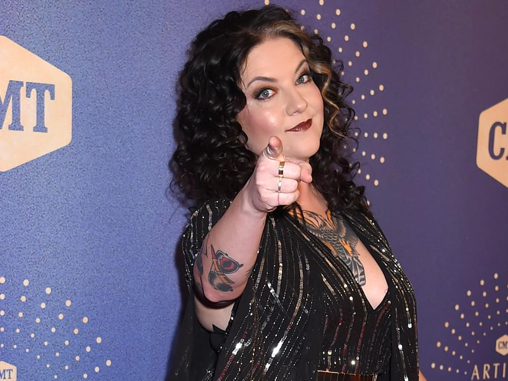 "Ashley McBryde Announces ""One Night Standards Tour"""