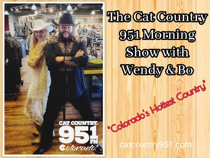 Cat Country Morning Show with Wendy & Bo