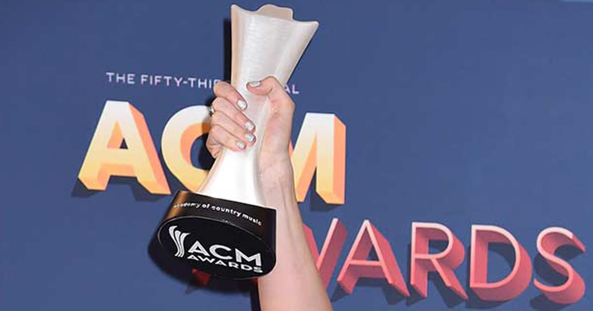 Academy of Country Music Reveals 2021 Date for 56th ACM Awards