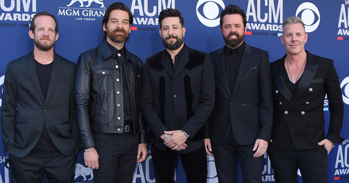 Old Dominion Wins Group of the Year at the ACM Awards