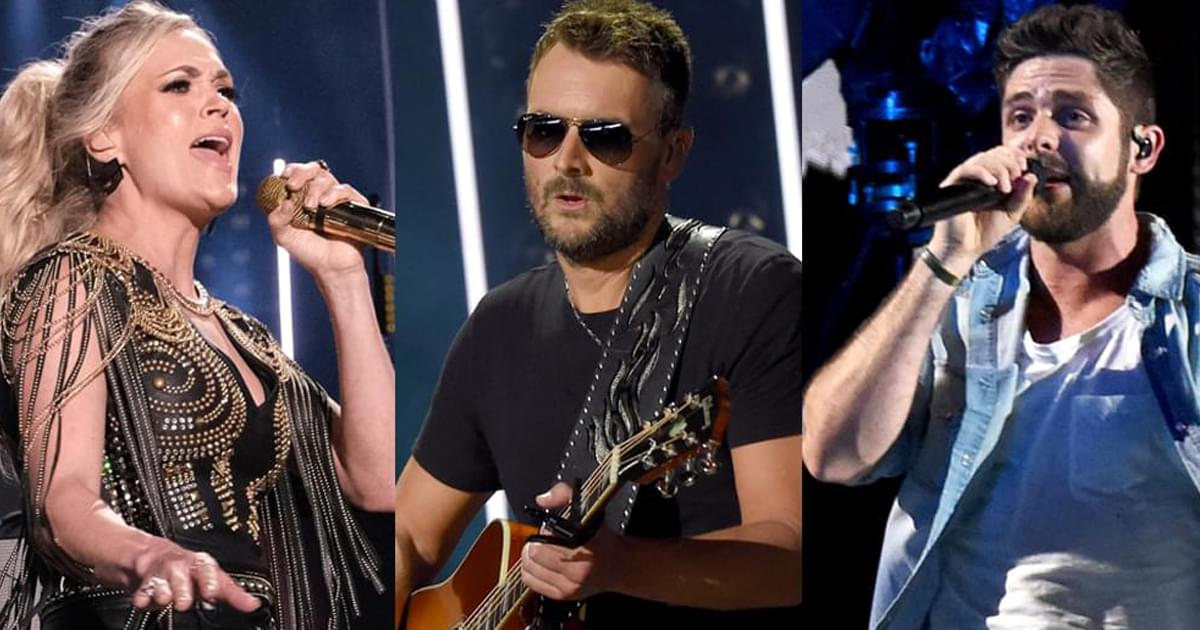 Winners & Losers From the 55th ACM Awards Show