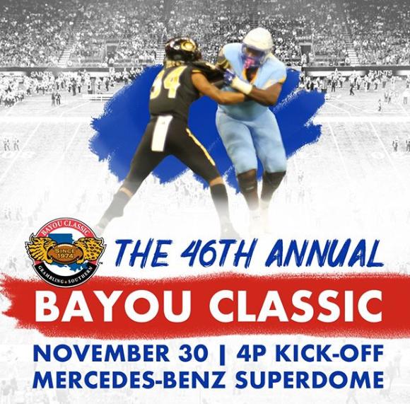 Bayou Classic COUNTDOWN