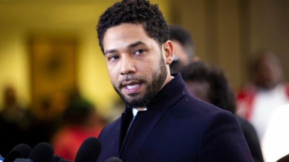 Jussie… Justice or Just Enough