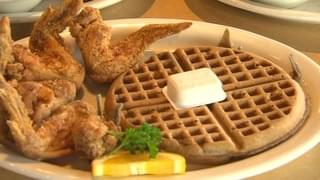 Today (Monday Aug 24th) Is National Waffle Day!