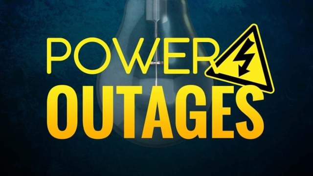 Power Outages Reported Throughout The ArkLaTex
