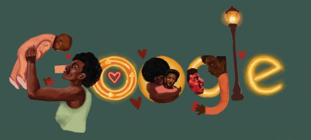 A student from Louisiana is one of its top 5 national finalists in the 12th annual Doodle for Google competition.