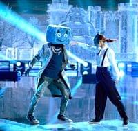 """SPOILER ALERT: Who Was Behind The Ice Cube Costume On """"The Masked Dancer"""""""