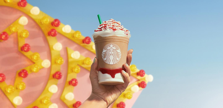 Starbucks Has a New Funnel Cake Frappuccino