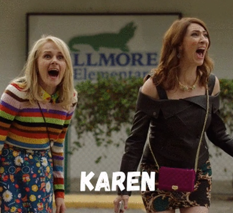 Fewer and fewer parents want to name their kid Karen