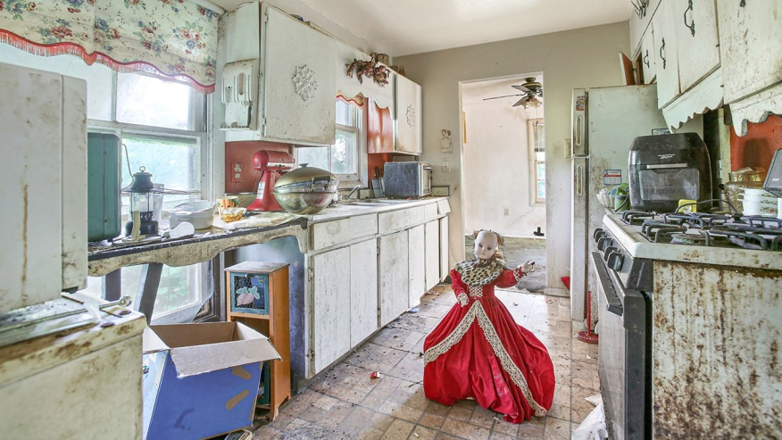 Would You Buy This Creepy Louisiana House???