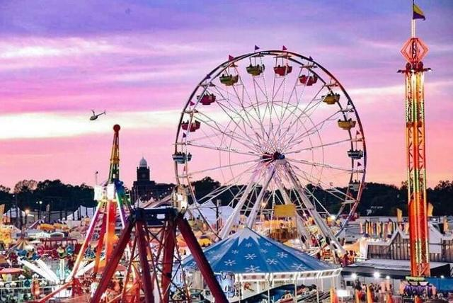 The State Fair Of Louisiana Just Announced Its 115th Annual Event!