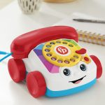 Imagine your 2 yr old talking to Grandma on this…