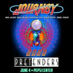 Journey w/Pretenders – 6/4