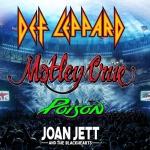Motley Crue & Def Leppard – 8/26/21