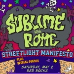 Sublime with Rome – 5/2