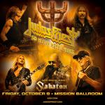 Judas Priest – 9/29/21