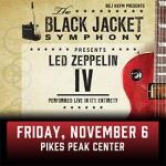 Black Jacket Symphony – 11/6