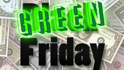 Green Friday at the Outlets at Castle Rock