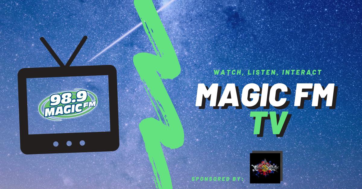 Introducing Magic FM TV!