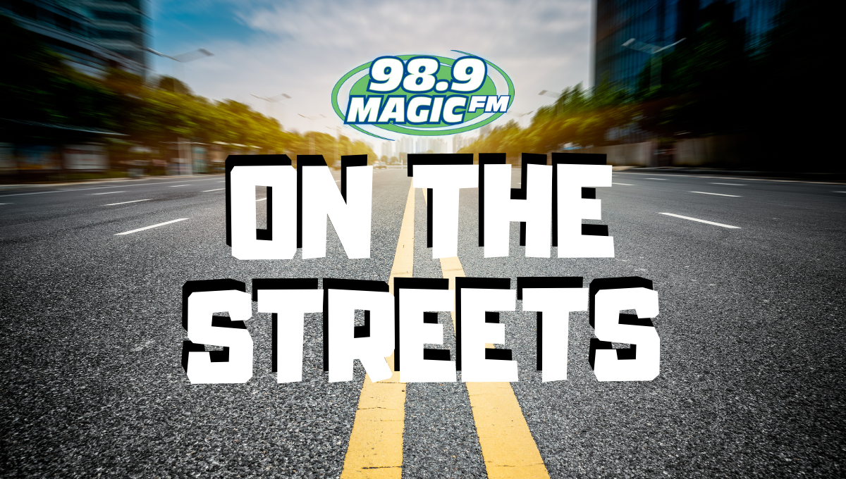 Magic FM ON THE STREETS