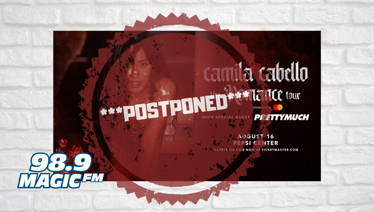 CAMILA CABELLO @ PEPSI CENTER (8.16) ***POSTPONED***