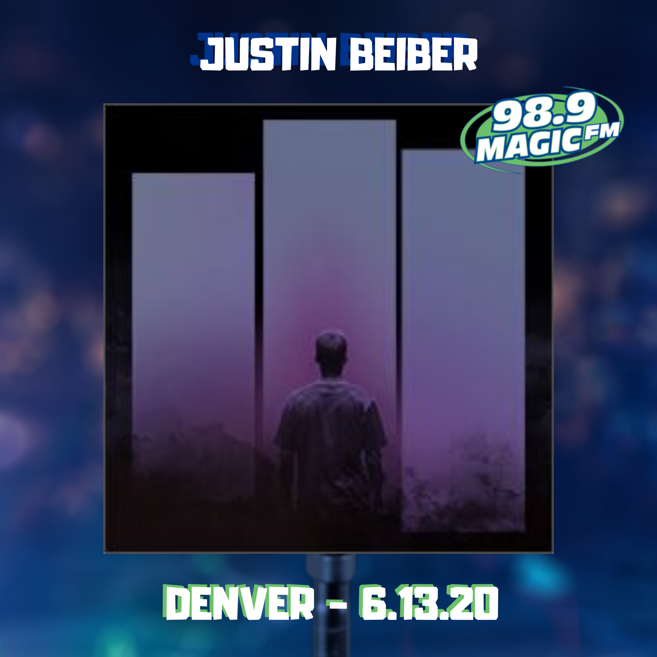 JUSTIN BIEBER @ EMPOWERED FIELD AT MILE HIGH (6.13)