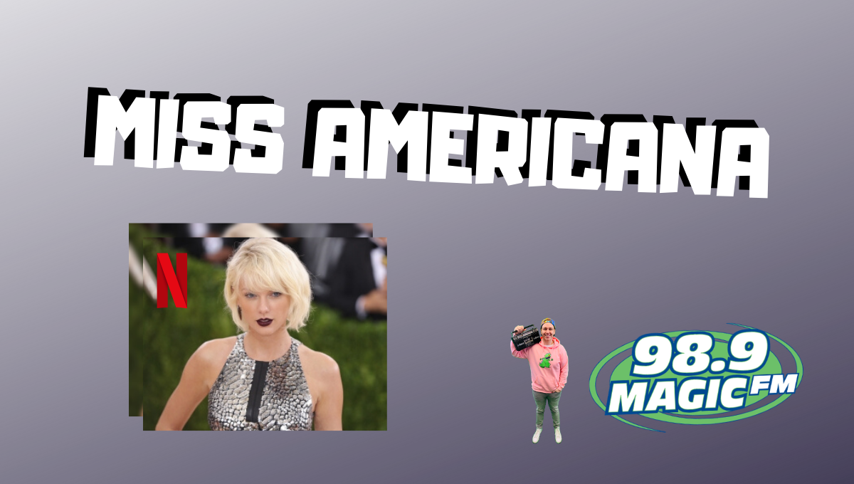 Miss Americana Official Trailer
