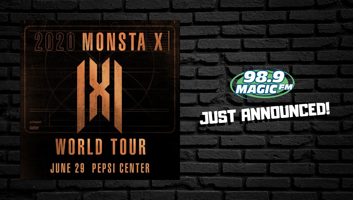 Monsta X Tour Coming to Denver