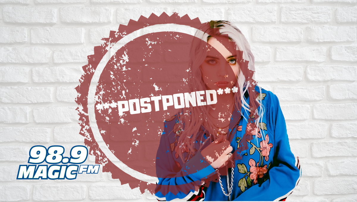 BILLIE EILISH @ PEPSI CENTER (4.15) ***POSTPONED***