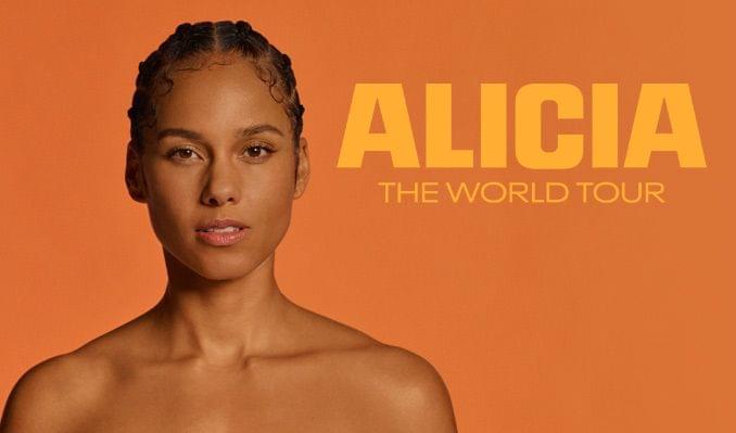 ***POSTPONED*** Alicia Keys @ Bellcoe Theater