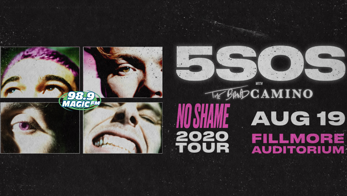 5SOS Tour JUST ANNOUNCED!