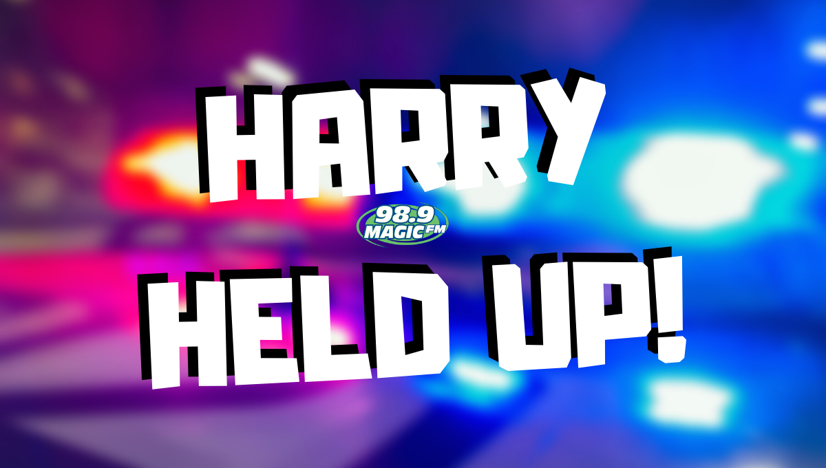 Harry Styles Held Up At Knifepoint