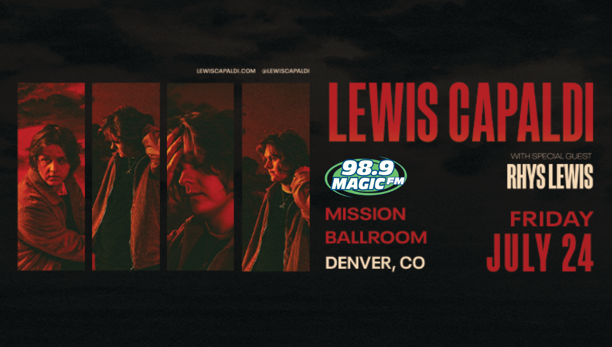 Lewis Capaldi Tix On Sale