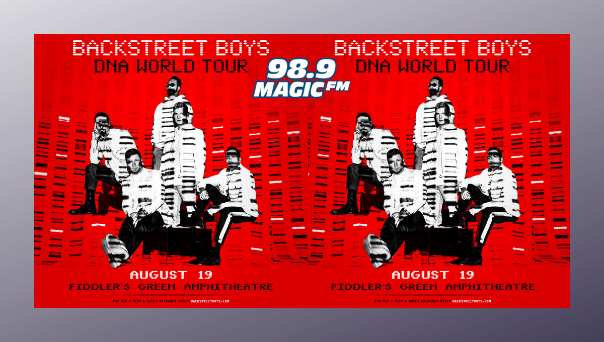 Backstreet Boys @ Fiddlers Green (8.19)