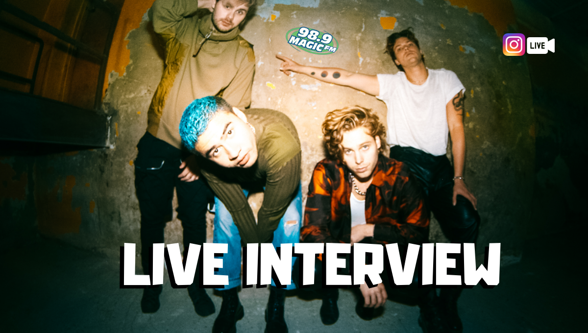 ICYMI: Live Instagram Video – 5SOS