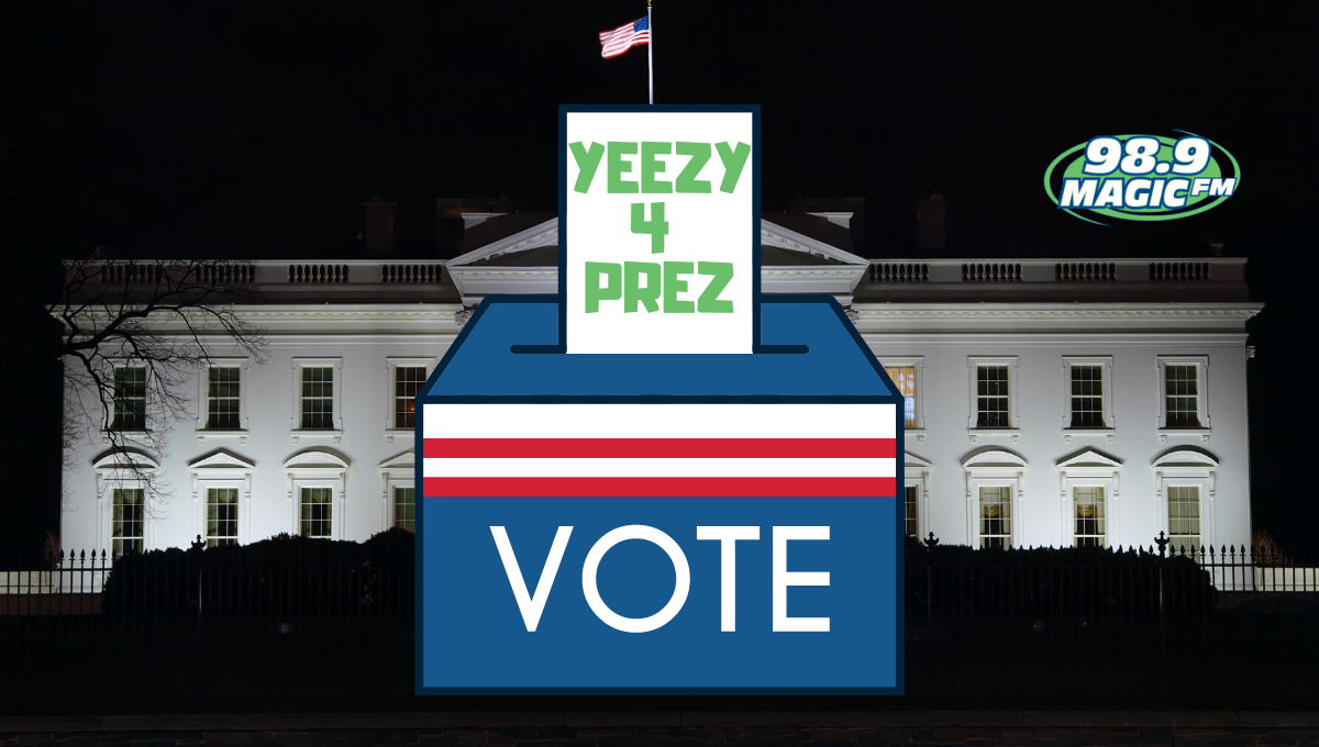 KANYE WEST FOR PRESIDENT 2020?!