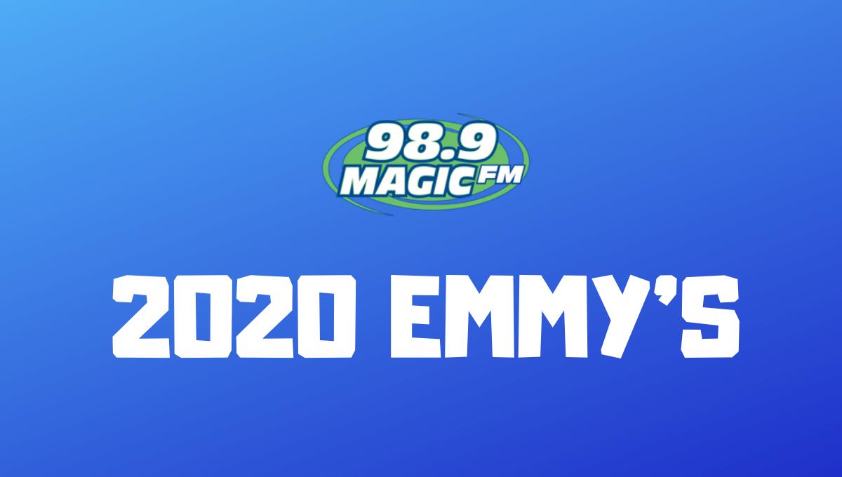 2020 EMMY BREAKDOWN