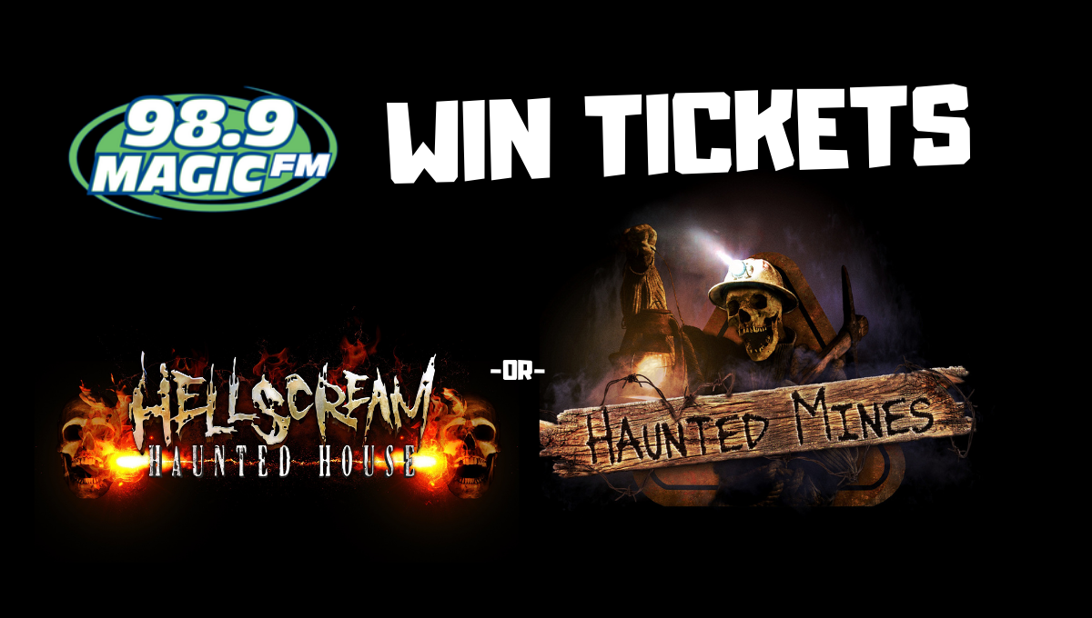 Win Tickets to Hellscream or Haunted Mines!