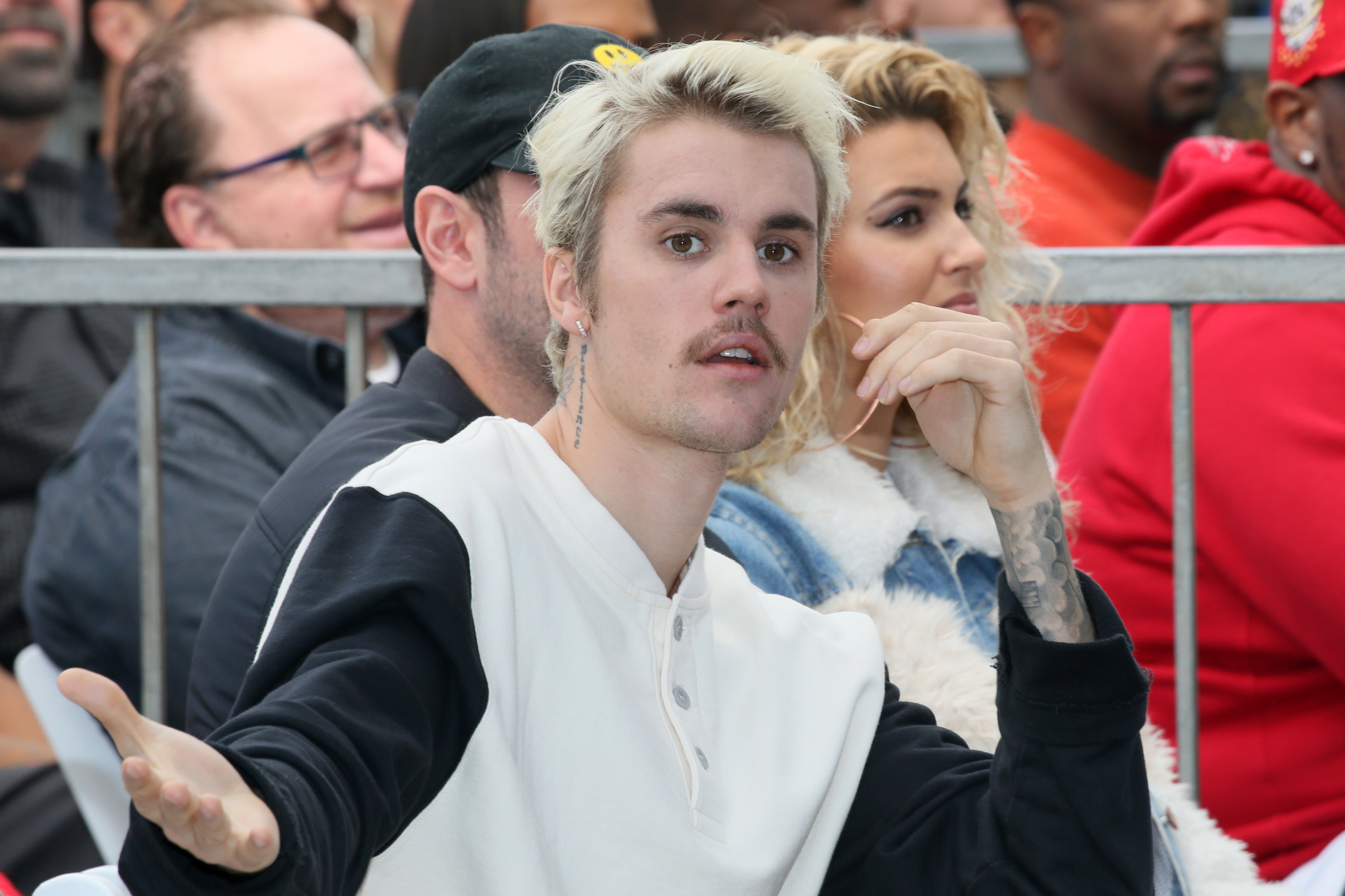 "Justin Bieber Debuts ""Peaches"" (EXPLICIT)"