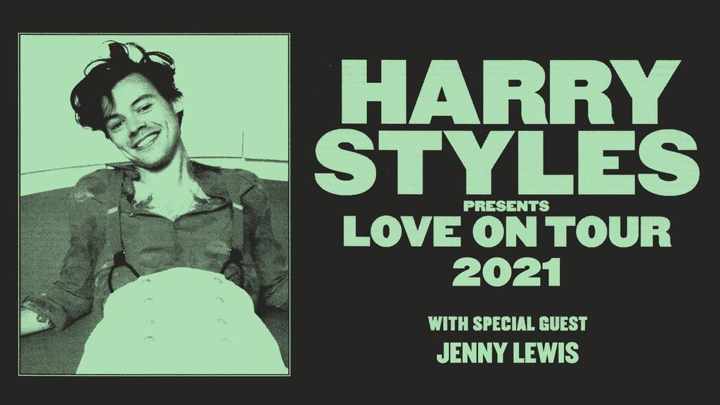 HARRY STYLES @ BALL ARENA 9.7.21