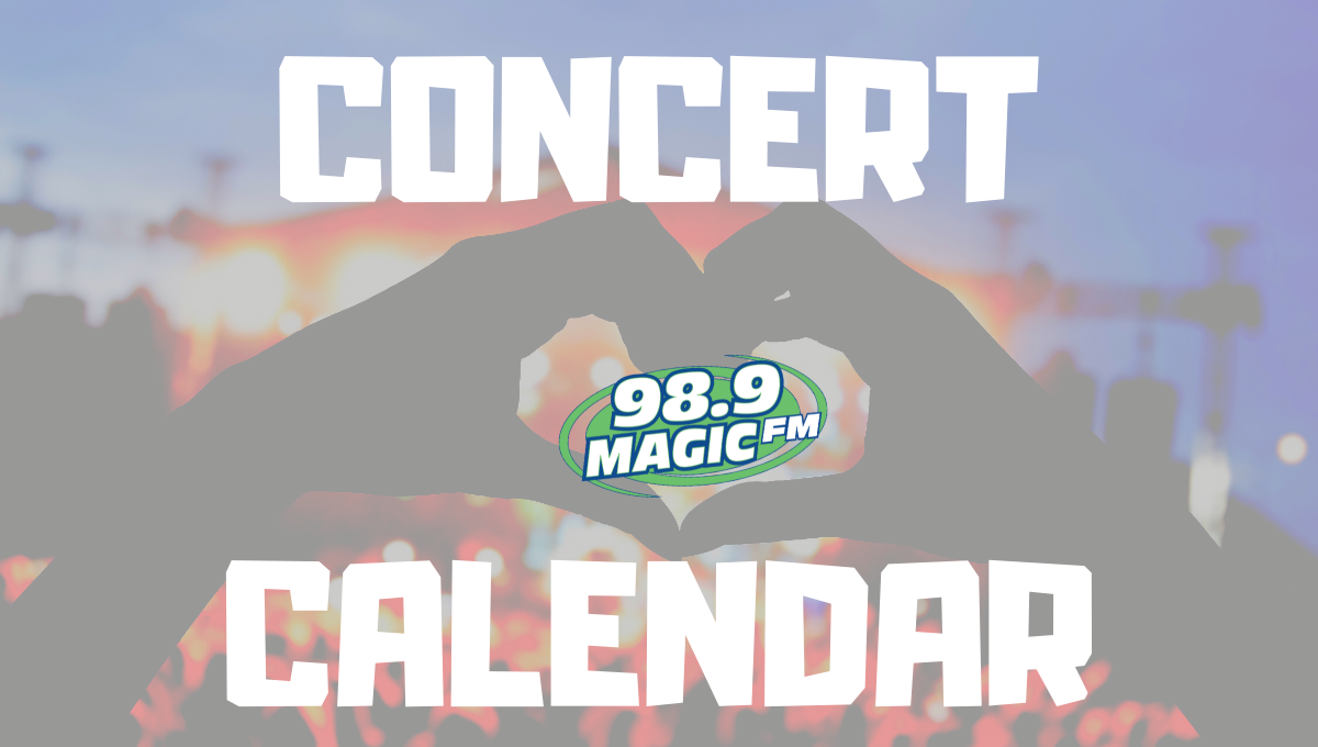 Concerts Are Back!!!