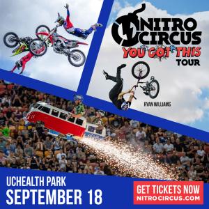 Nitro Circus!