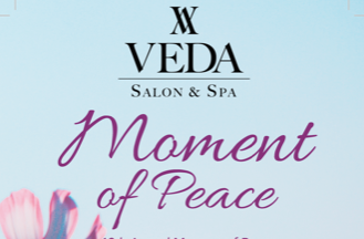 Veda Salon Moment Of Peace – NOMINATIONS OPEN
