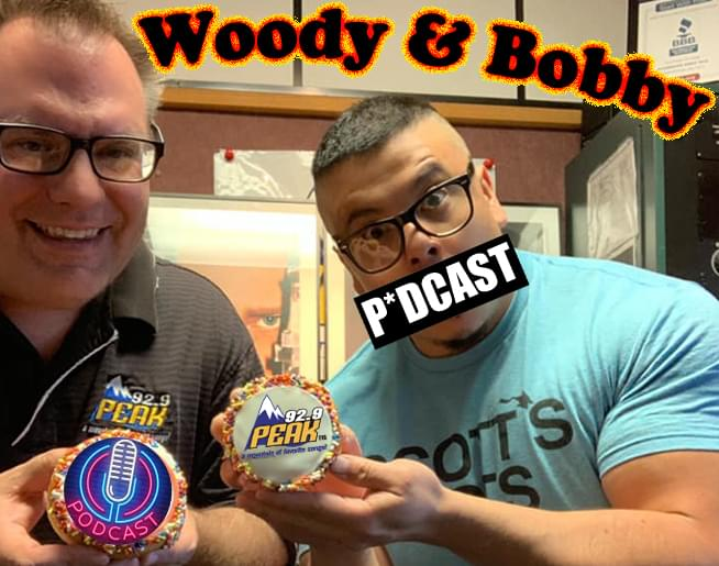 Woody & Bobby Podcast