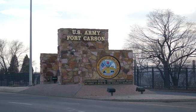 Fort Carson Soldier Arrested for Alleged Check Cashing Scheme