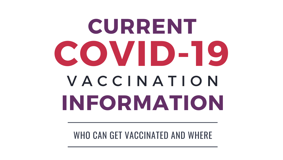 Current Vaccine Information