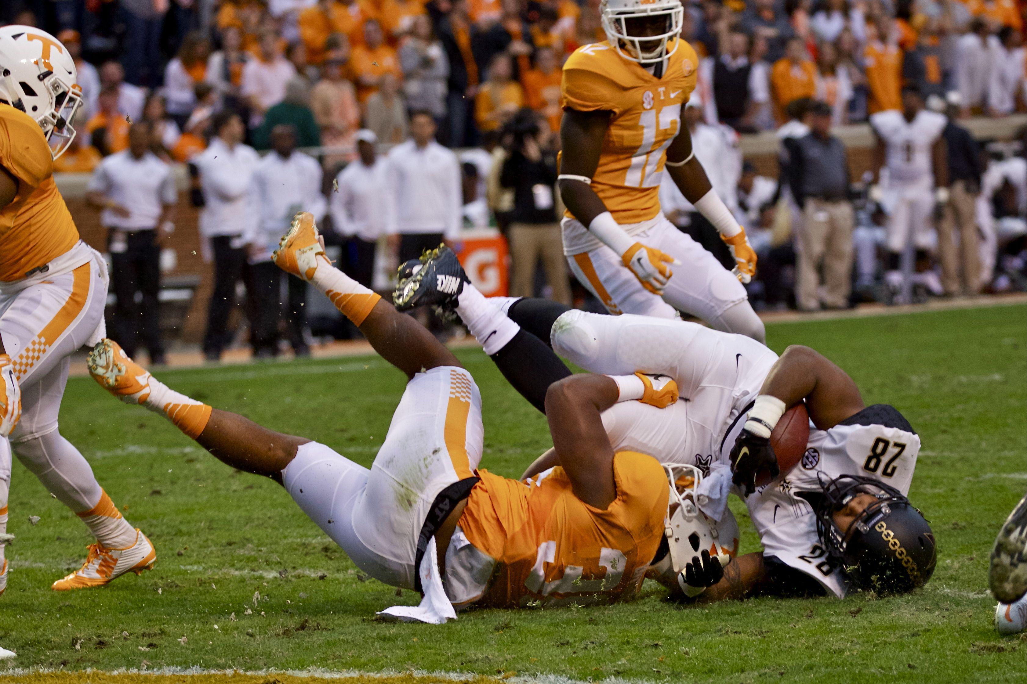 Photo Gallery: Tennessee Football vs. Vanderbilt 11-28-15 ...