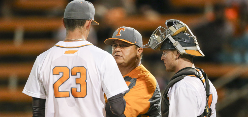 Dave Hart: Dave Serrano will remain as Vols baseball coach (Video)